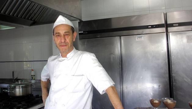 El cocinero Manu Sánchez será el encargado de impartir los cursos de cocina