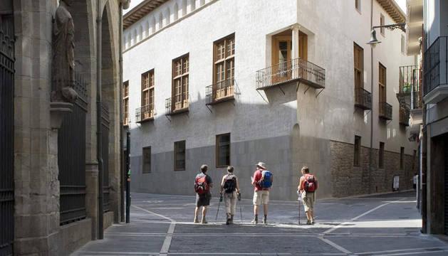 Tras la restauración, en 2009, el palacio del Condestable se convirtió en Civivox del Casco Antiguo