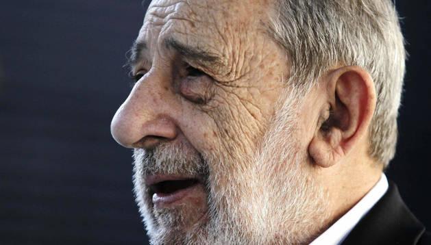 El arquitecto portugués, Alberto Siza