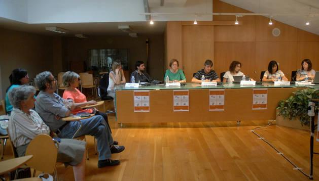 Las ONG beneficiadas explicaron en el consistorio los proyectos