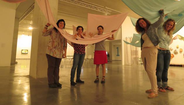 Alumnos y profesores se transforman en colectivos artísticos con VACA II