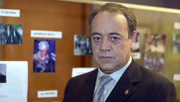 El actor Tito Valverde