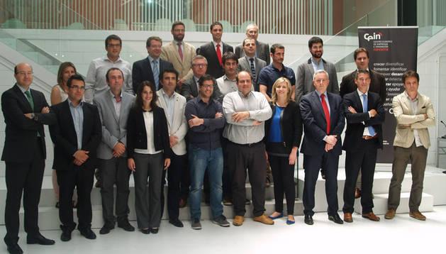 Participantes en Acción Impulso Emprendedor