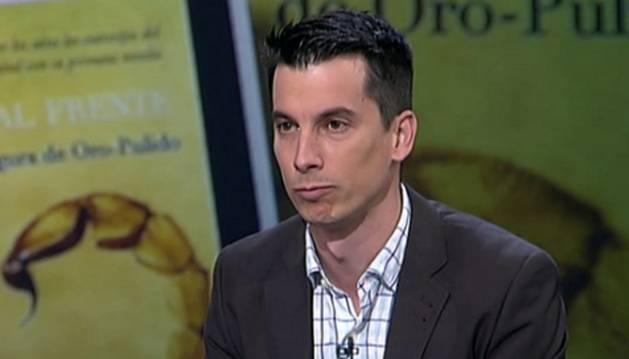 Luis Gonzalo, en una entrevista en LaSexta