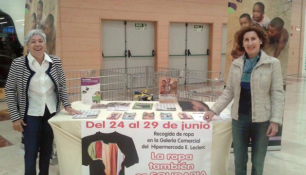 Cuarta Campaña Solidaria de Recogida de Ropa.