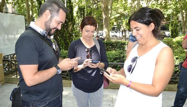 ''Instagramers' en Pamplona