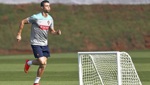Cristiano Ronaldo, la incógnita de Portugal