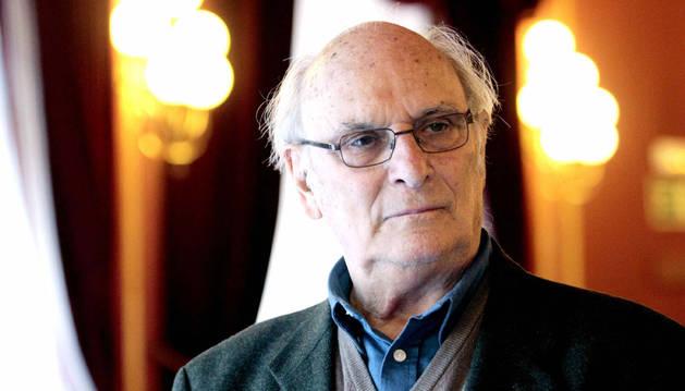 El director de cine, Carlos Saura