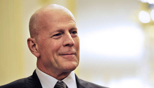El actor Bruce Willis
