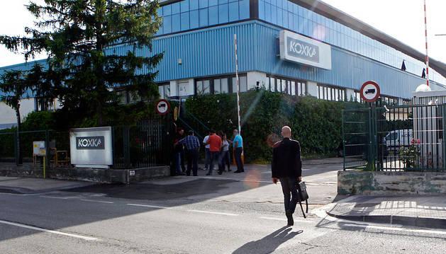 La plantilla de Koxka Techonologies no acude al trabajo desde principios de mayo