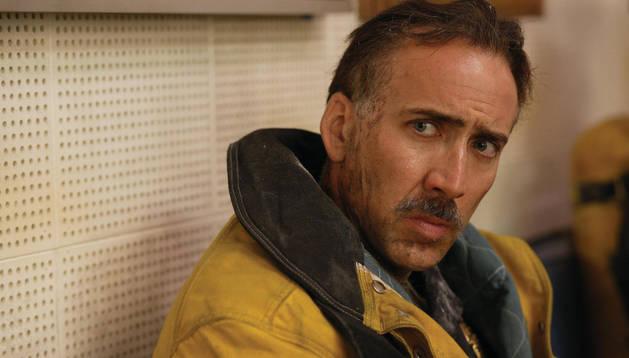 El actor estadounidense, Nicolas Cage