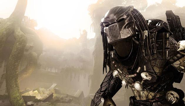 El alienígena de 'Depredador'.