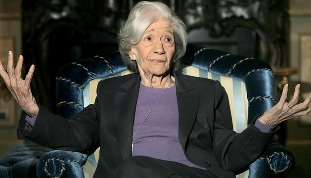 Ana María Matute, en una imagen 2010.