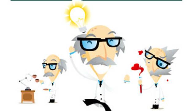 Cartel de la 'Noche de la ciencia'