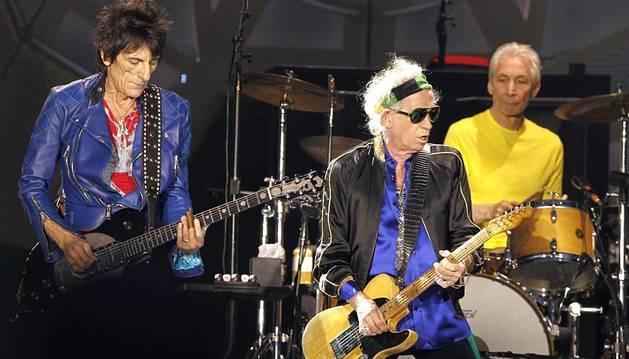 Concierto de los Rolling Stones en Madrid