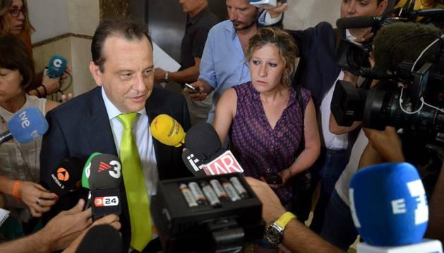 El fiscal Anticorrupción Pedro Horrach