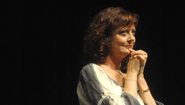 la actriz Susan Sarandon