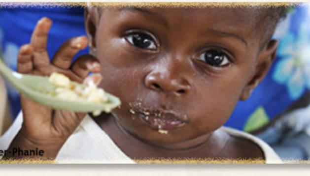 El año pasado lograron más de 120.000 euros para luchar contra la desnutrición infantil.