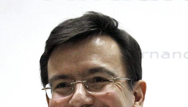 Román Escolano, nuevo vicepresidente del BEI