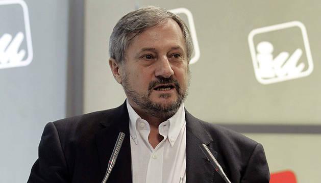 Willy Meyer, en el Consejo Político de IU