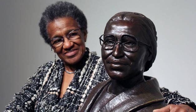 La directora del museo dedicado a Rosa Parks, Georgette Norman