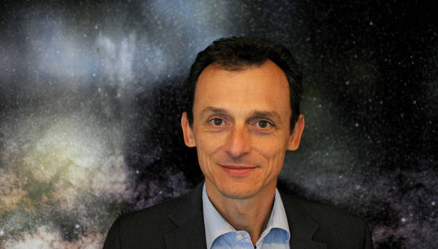 Pedro Duque en la celebración de las bodas de oro del Observatorio Europeo Austral (ESO)