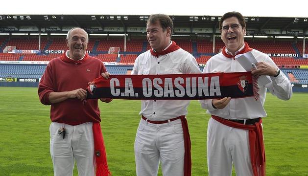 Presentación de Jan Urban como entrenador de Osasuna