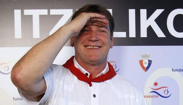 Presentación de Jan Urban como entrenador de Osasuna (II)