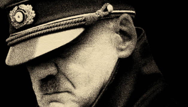 Portada de Hitler en el cine, de Jaime Noguera