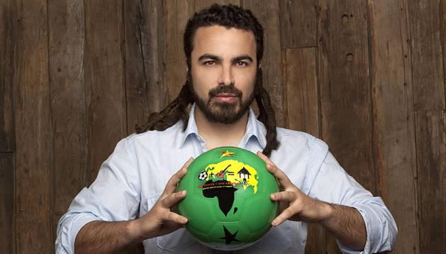 Iván Sevillano, cantante de 'Huecco'