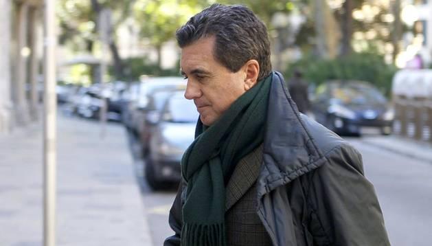 Imagen de Jaume Matas, el expresidente balear condenado a 9 meses de prisión