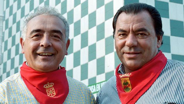 El dúo andaluz Los del Río