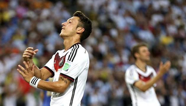 Las selecciones de Alemania y Argentina disputaron la final de la Copa del Mundo de Brasil 2014 en el estadio de Maracaná.