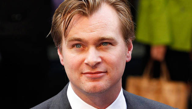 El cineasta Christopher Nolan