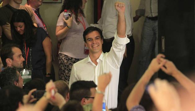 Pedro Sánchez, después de ganar
