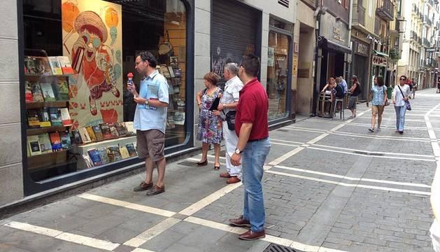Pamplona y el resto de la Comunidad foral vivieron este jueves el día más caluroso del verano.