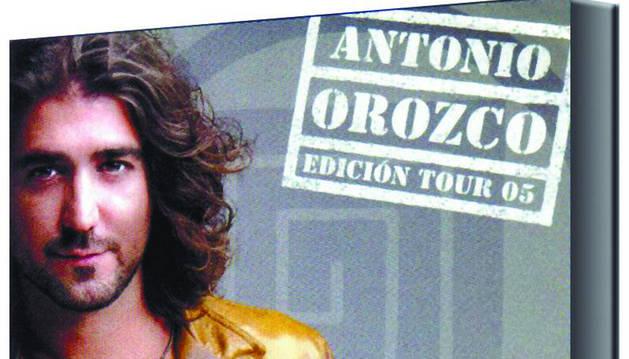 EDICION TOUR 05. DE ANTONO OROZCO EDICION TOUR 05. DE ANTONO OROZCO