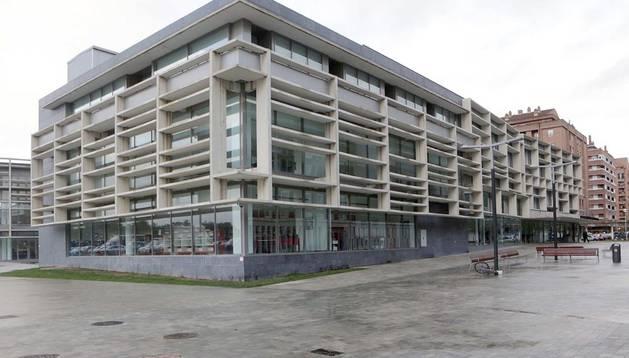 La Biblioteca General de Navarra cerrará durante una semana para realizar inventario de sus fondos.