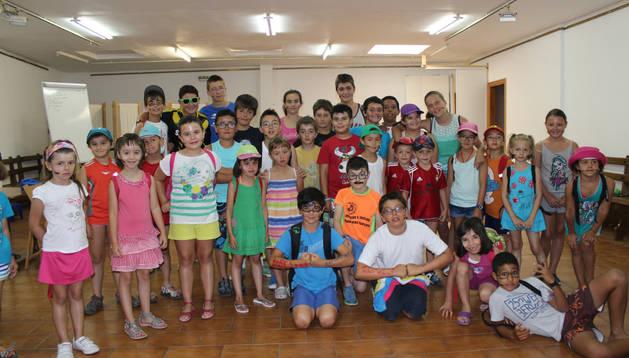 En 2013 participaron en esta iniciativa 159 jóvenes de entre 6 y 12 años.