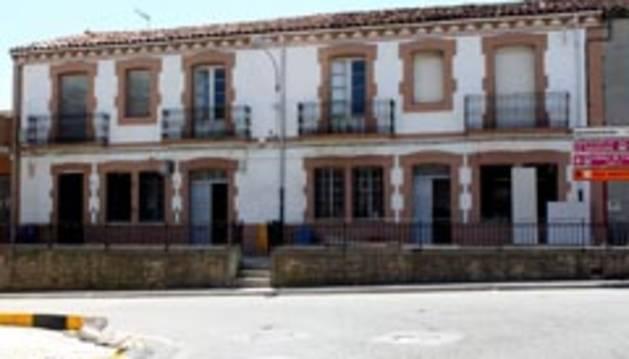 El edificio de Las escuelicas albergará el museo arqueológico de Santacara.