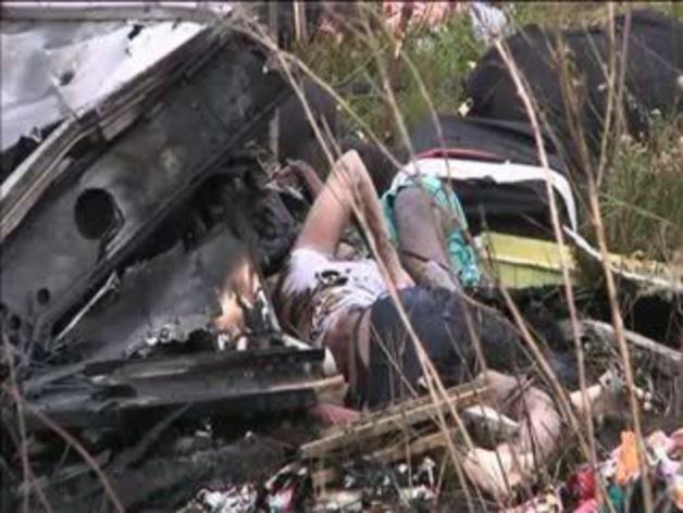 Expertos de la OSCE en el lugar del accidente se quejan de trabas