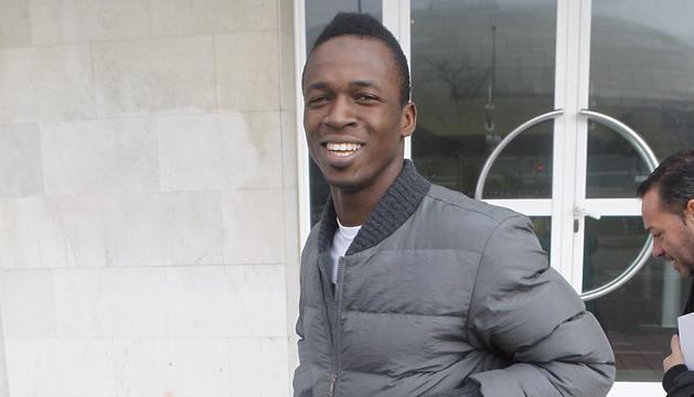 Mamadou Koné.