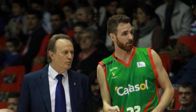 Aíto García Reneses y Álex Urtasun