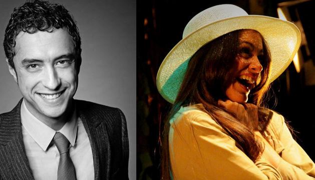 Miguel Ramiro y Teresa Abarca serán Christian Grey y Anastasia Steele en el musical de '50 sombras de Grey'