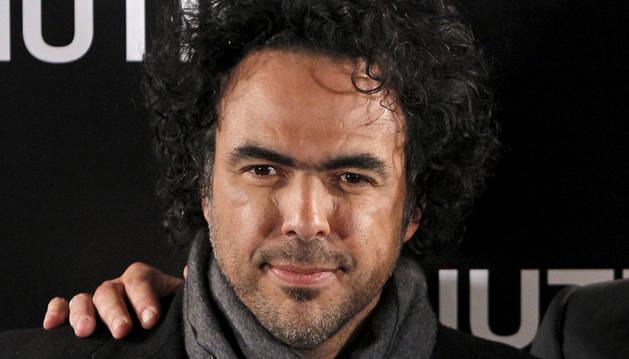 Alejandro González Iñarritu.
