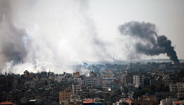 Israel reinicia su ofensiva sobre Gaza