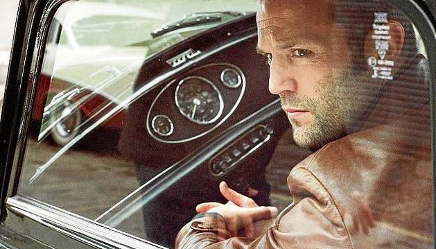 Jason Statham en una de sus películas