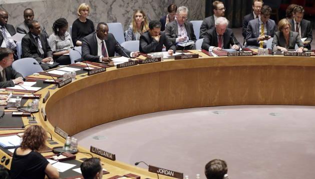 El Consejo de Seguridad de Naciones Unidas