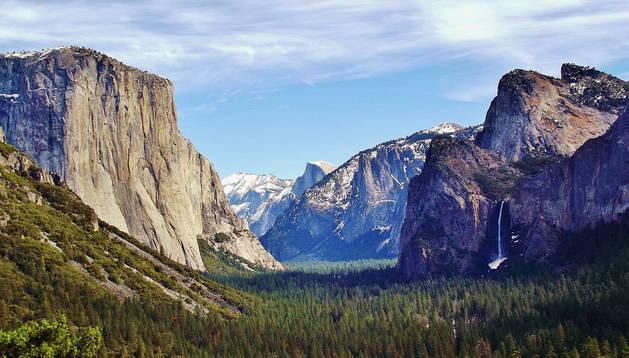 Yosemite, California (EE UU).