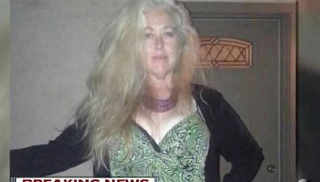 Jessica Barrymore, la hermanastra de la actriz Drew Barrymore